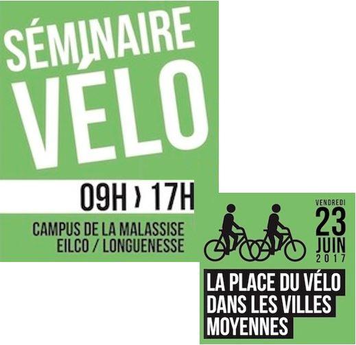 Séminaure Vélo dans les villes moyennes St Omer